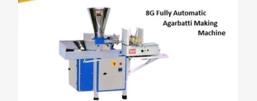 Fully Automatic With Auto Feeder Agarbatti Making Machines