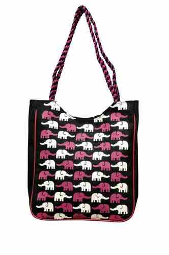 Attractive Jute Ladies Bag