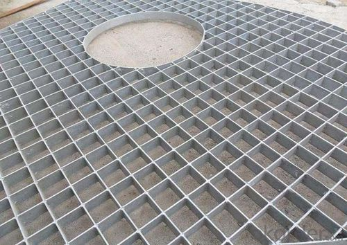 Aluminium Alloy Metal Gratings