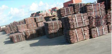 Copper Cathodes For Rod And Sheet