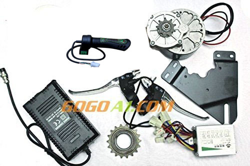 Electric Bicycle Conversion Kit - PMDC KIT 1 at Price 9000