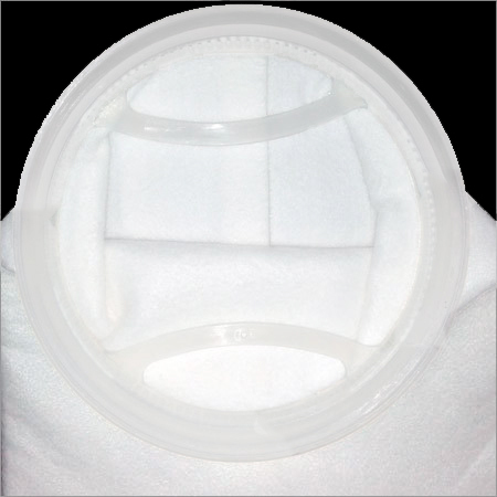 Polyester Filter Bag With Pp Collar