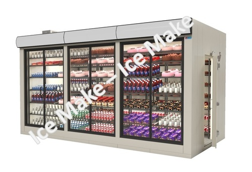 Glass Door Display Chillers