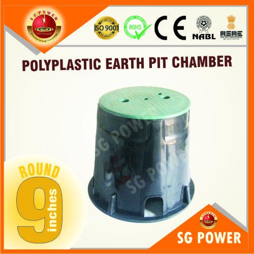 Polyplastic Earthing Pit Chambers