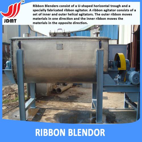 Advanced Ribbon Blenders