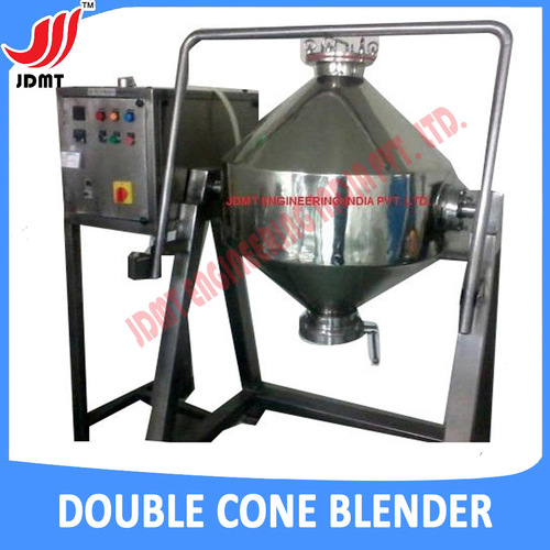 Double Cone Blenders