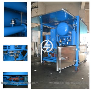 Offer Industrial Oil Purifier System Machine,Oil Cleaning Equipment