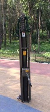 Manual Operation Telescopic Mast in   Huaiyin District