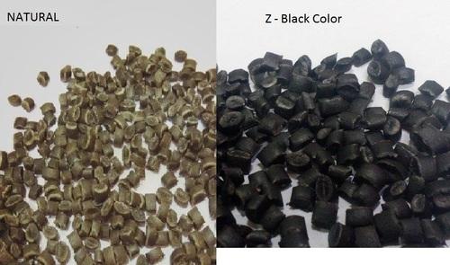 Dull Natural & Black High Quality Pp Reprocessed Granules