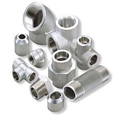Aluminium Forged Pipe Fittings