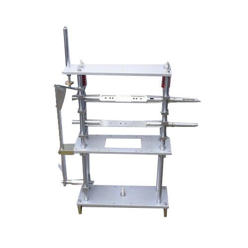 Jaw Shaft Packaging Machine Assembly