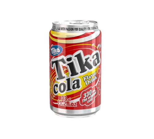 Tika Cola Flavor Drink