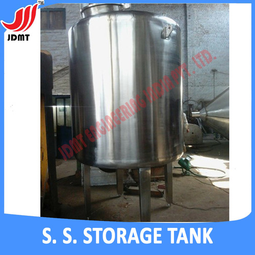 Stainless Steel Storage Tanks in  Udyog Nagar - Rohtak Road