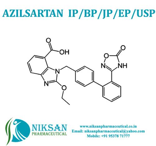 Azilsartan Ip/Bp/Ep/Usp