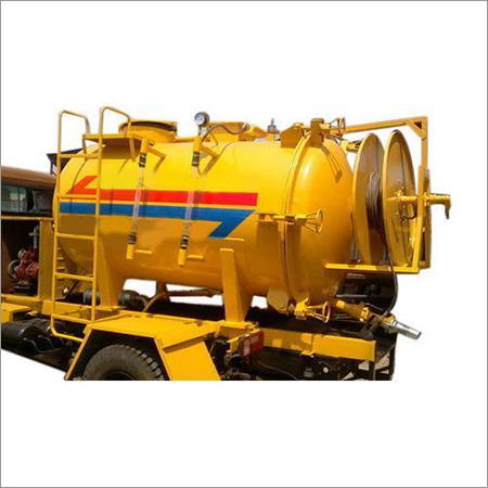 Sewer Suction Jetting Machine in  Pratap Nagar