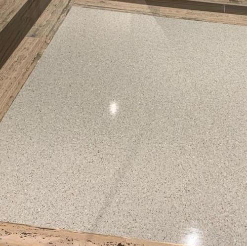 Glossy Terrazzo Seamless Flooring