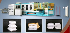 Pulp Tray Forming Machine