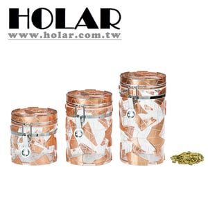 Food Canister for Tea Sugar Coffee