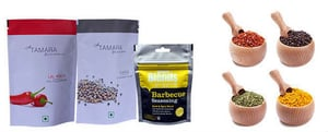 High Quality Spices Masala Pouches