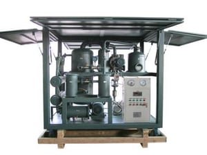 ZYD-I Transformer Oil Centrifuge, Oil Dehydration Oil Purifier And Filtration Plant