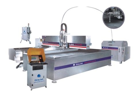 Exporter of Water Jet Cutting Machine from Foshan by ONEJET