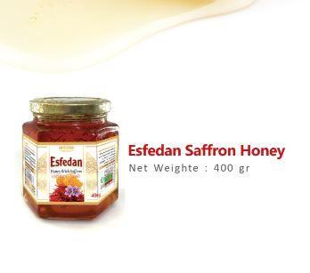 Saffon Honey
