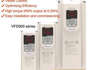 VFD500 High Performance Frequency Inverter