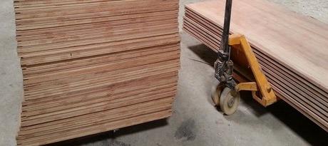 Mix Hardwood Core Plywood