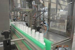 Perfume Filling And Packaging Machine