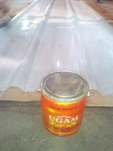 Insulmix Pu Clear Heat Reflective Paint