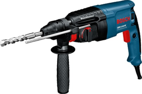 Rotary Hammer with SDS Plus Bosch 2-26re
