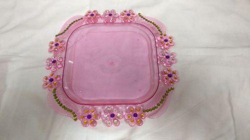 Square Acrylic Plates