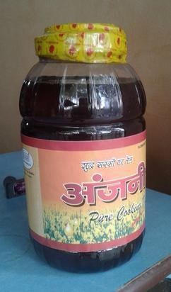 Pure Cooking Mustard Oil