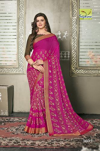 Traditional Women Saree