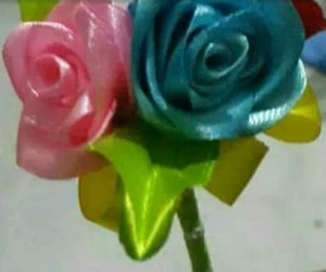 Rose Bouquet With All Colors