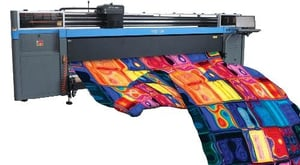 Commercial Use Textile Printer