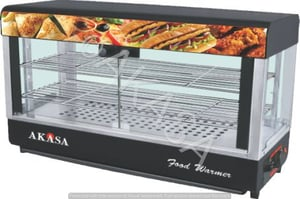 Durable Hot Display Counters