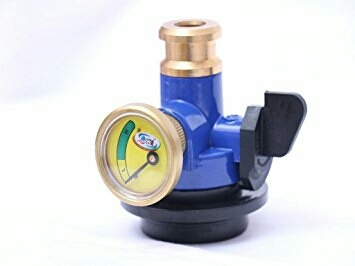 Industrial Gas Safety Device