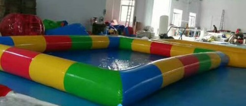 0.9Mm Durable Pvc Inflatable Water Pool Certifications: Ce
