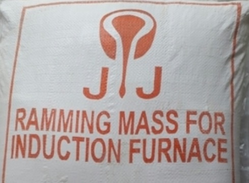 Silica Acidic Ramming Mass For Induction Furnace