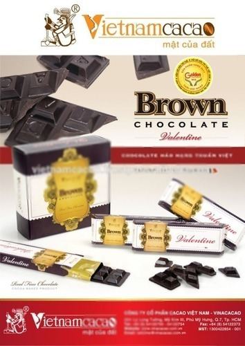 Brown Chocolate Bar Certifications: Halal Certificate