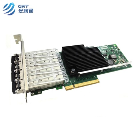 10Gb Gigabit Ethernet Server Adapter Card with Intel XL710