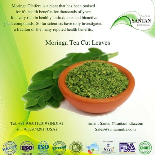 Moringa Leaf Powder (Moringa Olifera Powder)