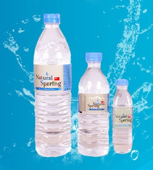 High Quality Natural Spring Water