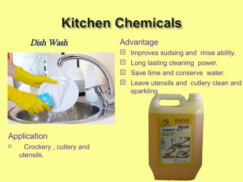 Clenzy Dish Wash Gel in  4-Sector - Bawana