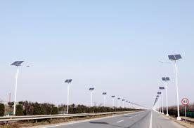 High Quality Energy Saving Solar Street Light