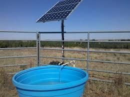 High Quality Solar Powered Pump