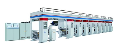 High Performance Gravure Printing Machines