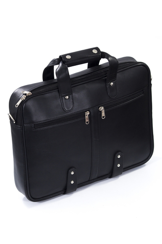 Office Multipurpose Leather Bag