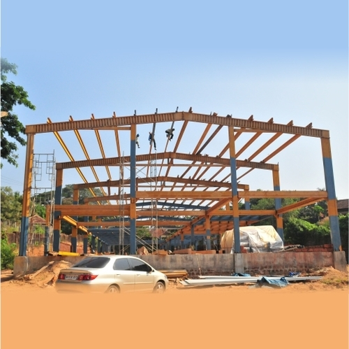 Steel Structure PEB